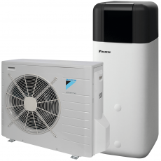 Тепловой насос Daikin ERLQ014CV3 + EHSX16P50B